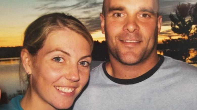 Bryan and Sarah Baeumler smiling