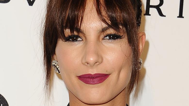 Close-up of Amanza Smith