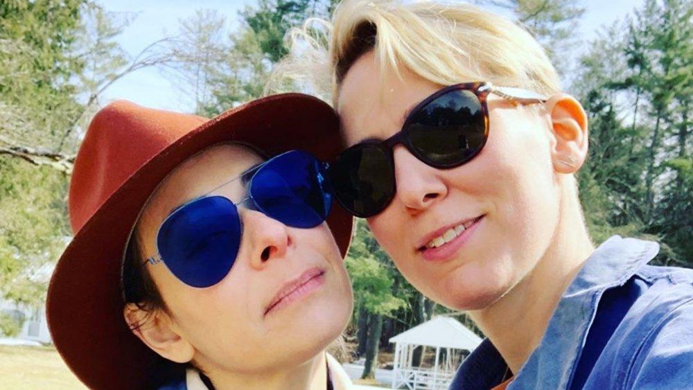 Stacy London and Cat Yezbak