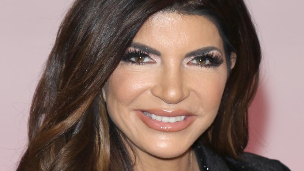 Teresa Giudice smiling