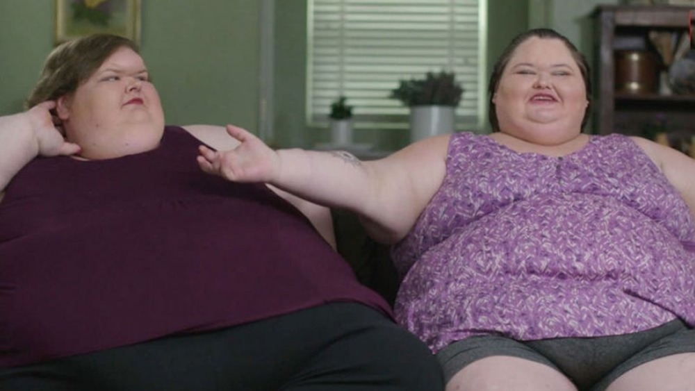 The 1000-lb Sisters star on their hit show