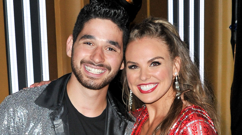 Dancing With the Stars' Hannah Brown and Alan Bersten