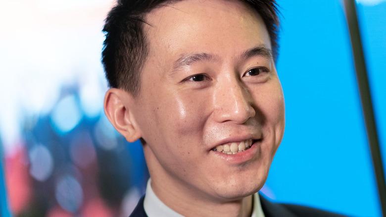 Shou Zi Chew, TikTok CEO