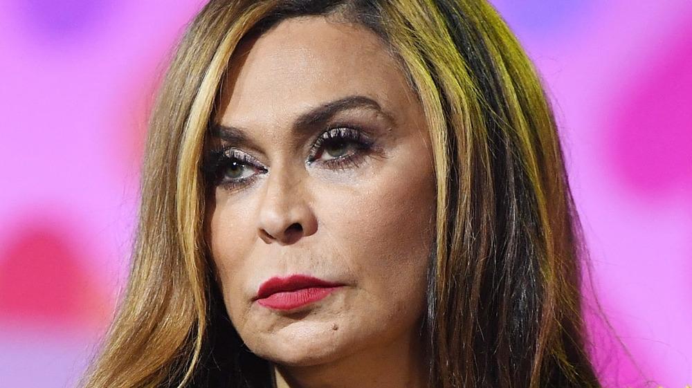 Tina Knowles looks ahead