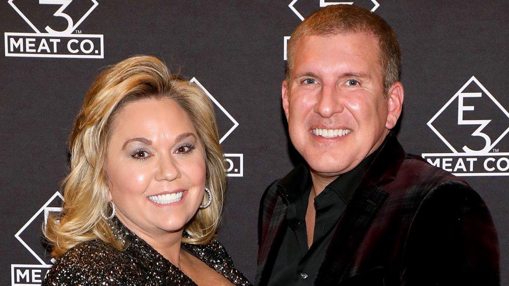 Todd and Julie Chrisley