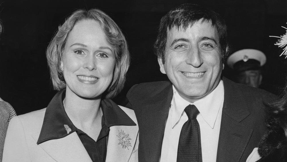 Tony Bennett and ex-wife Sandra Grant