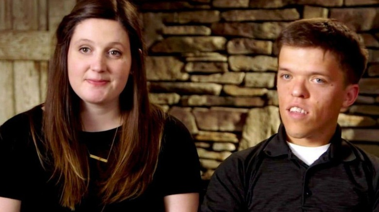 Tori and Zach Roloff on Little People, Big World