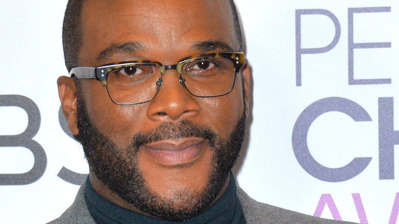 Tyler Perry at the People's Choice Awards