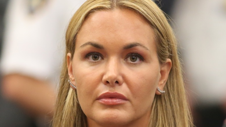 Vanessa Trump in a divorce hearing