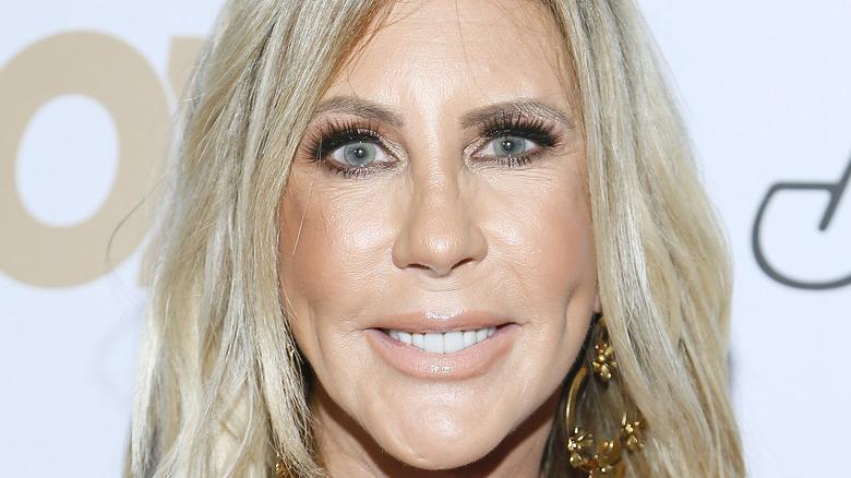 Vicki Gunvalson smiling