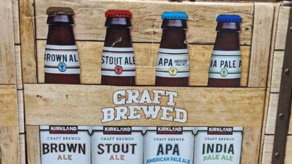 Kirkland beer case