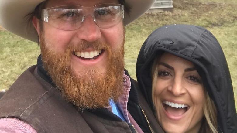 Alison Victoria and Donovan Eckhardt