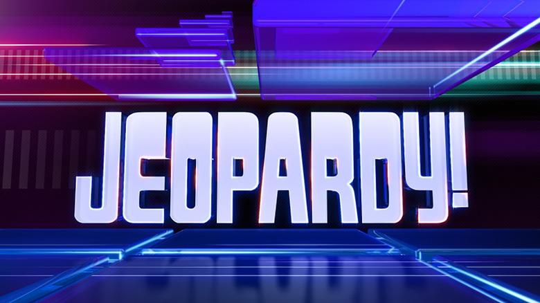 Jeopardy! game show logo