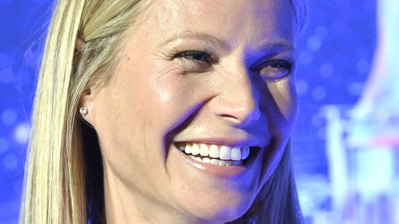 Gwyneth Paltrow laughing
