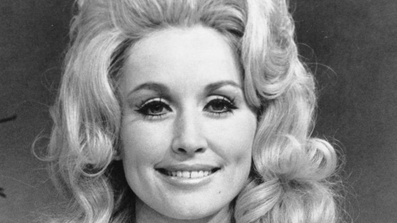 Dolly Parton in 1972