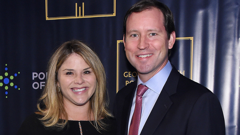 Jenna Bush Hager and her husband, Henry Hager