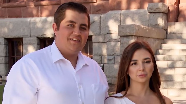 Jorge and Anifa Nava