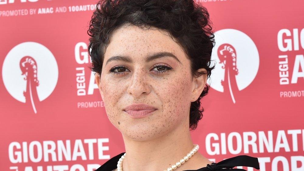 Alia Shawkat at the Venice Film Festival in 2019