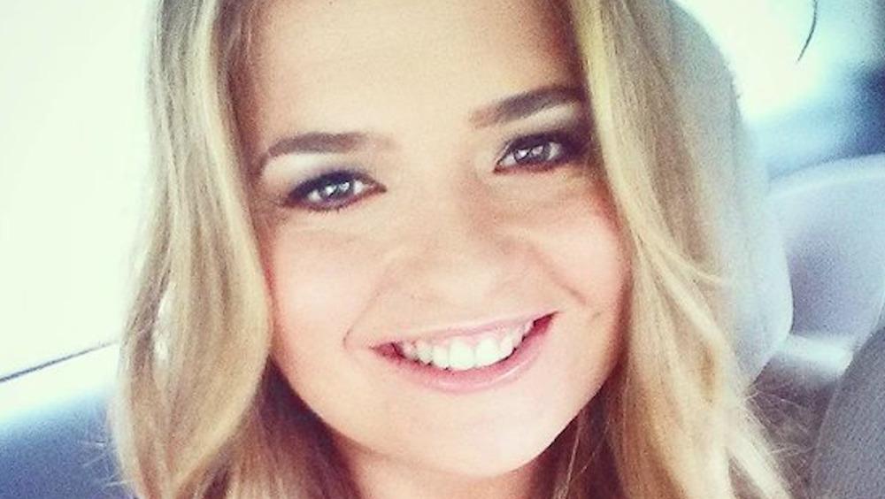 Daisy Kelliher smiling