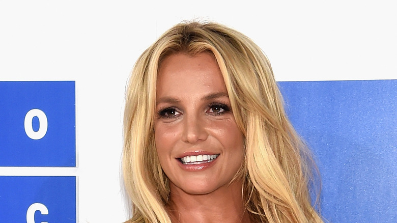 Brittany Spears in 2016