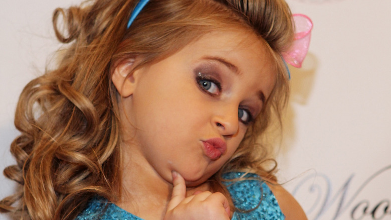 Toddlers and Tiaras star