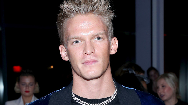 Cody Simpson close-up