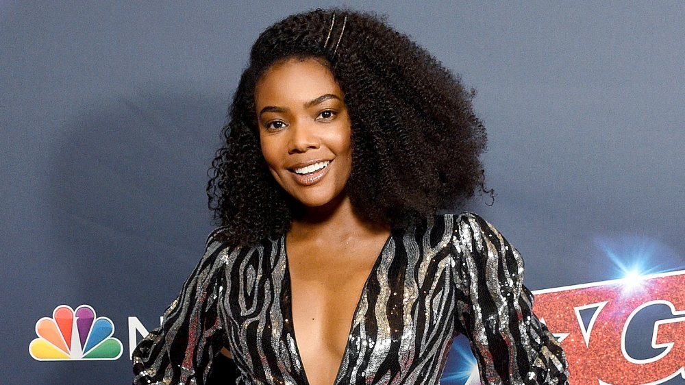 Gabrielle Union on the red carpet in 2019