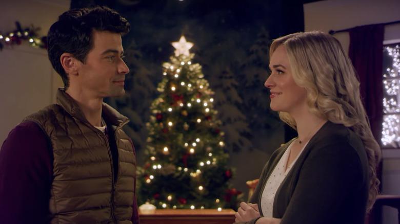 a Hallmark holiday movie
