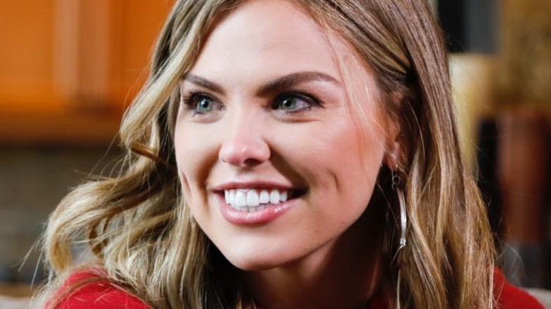 Hannah B close-up