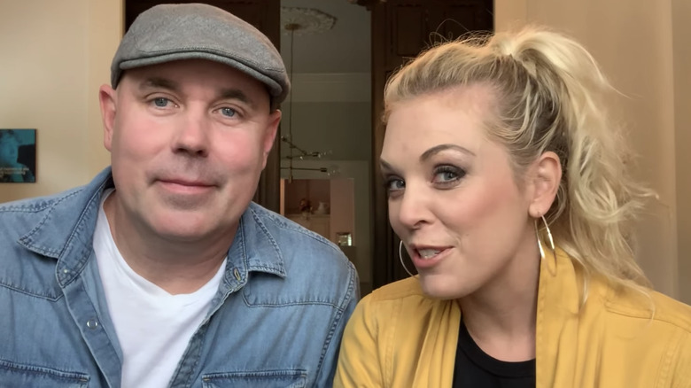 Dave and Kortney Wilson of HGTV's Masters of Flip