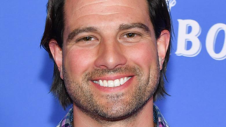 Scott McGillivray smiling