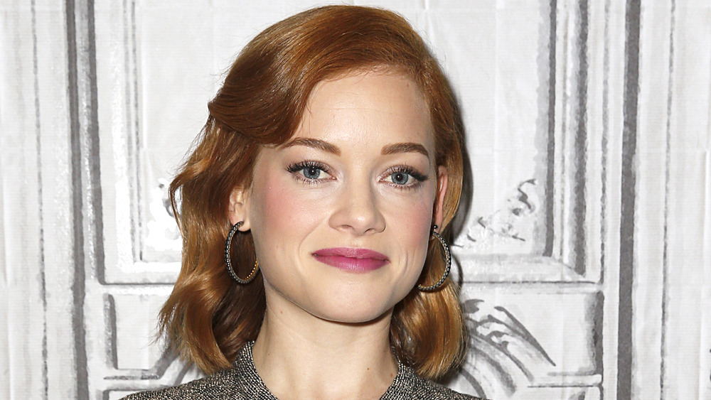 Jane Levy smiling