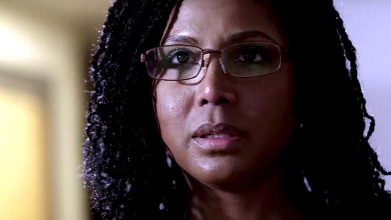 Toni Braxton in Lifetime's Faith Under Fire
