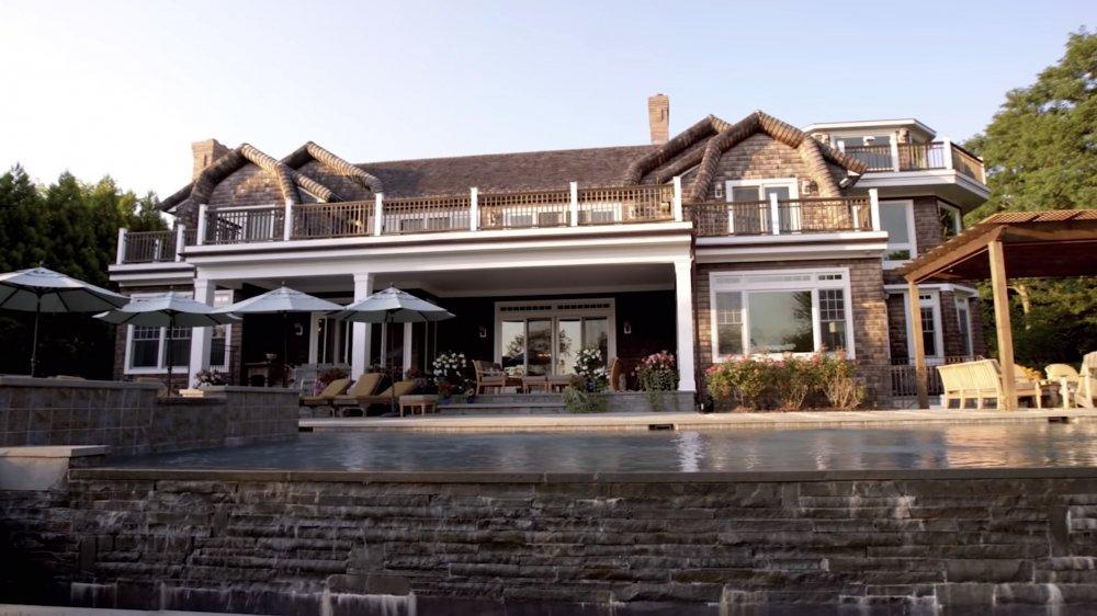 Million Dollar Beach House property