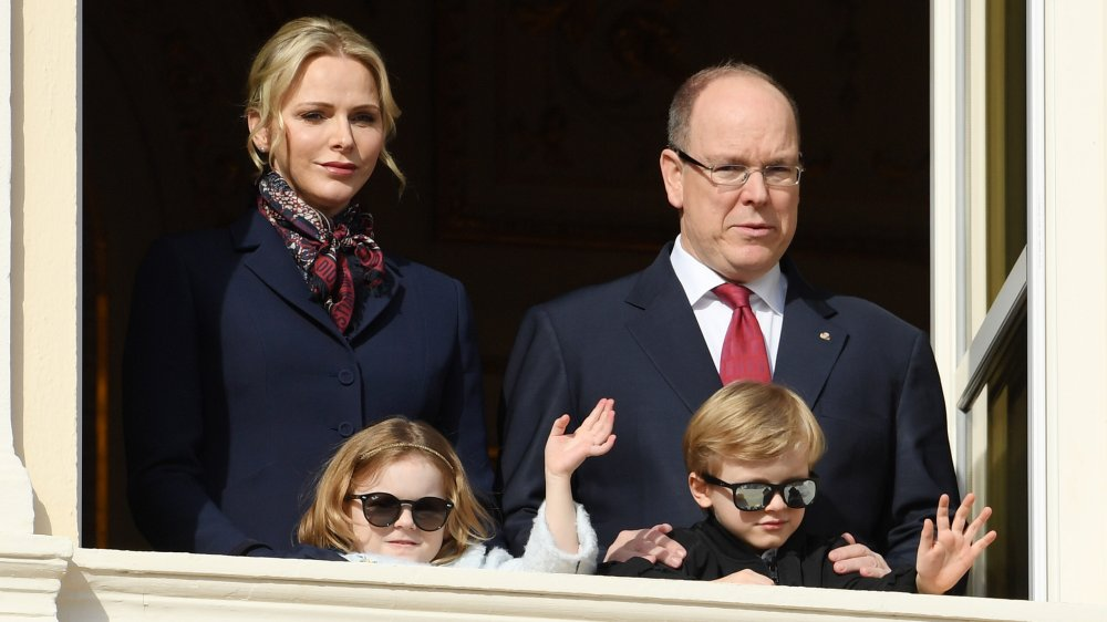 Monaco's royal family