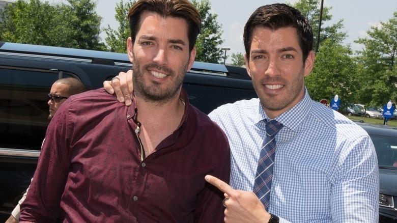 Property Brothers Jonathan Scott and Drew Scott