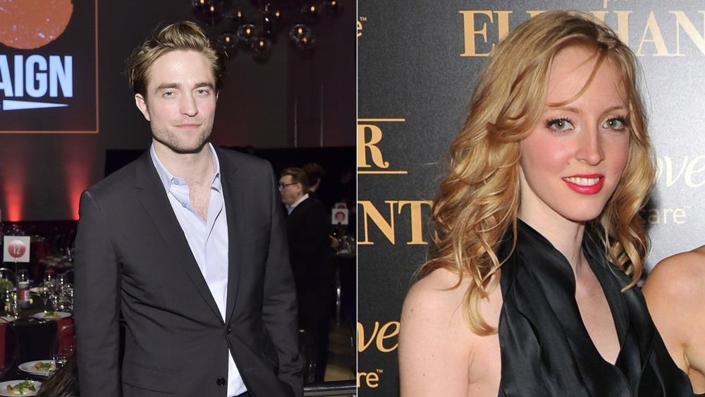 Robert Pattinson / Lizzy Pattinson