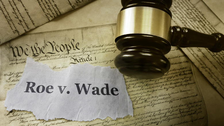 Roe v. Wade legal decision