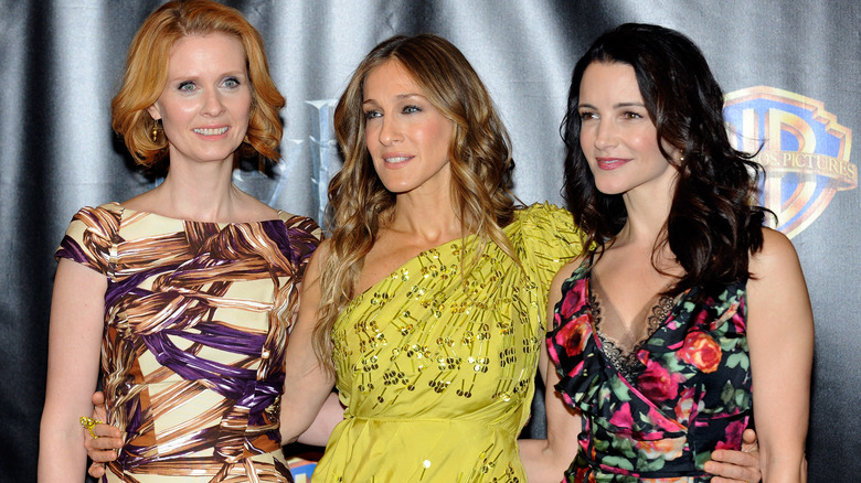 Kim Cattrall Has No Regrets Over Publicly Slamming Sarah