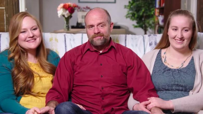 Alldredge family on Seeking Sister Wife