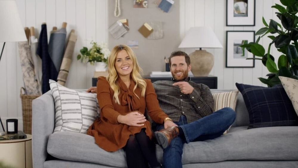 Studio McGee's Shea and Syd McGee appear on Dream Home Makeover