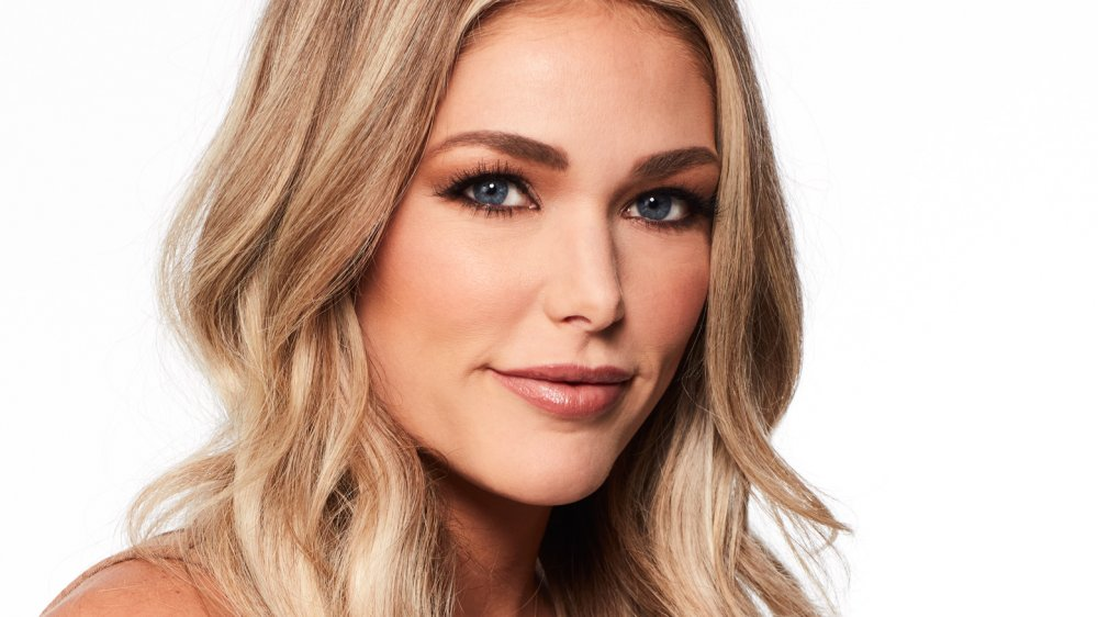 The Bachelor's Kelsey Weier