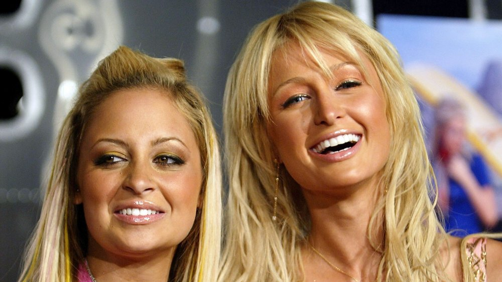 Nicole Richie and Paris Hilton from The Simple Life