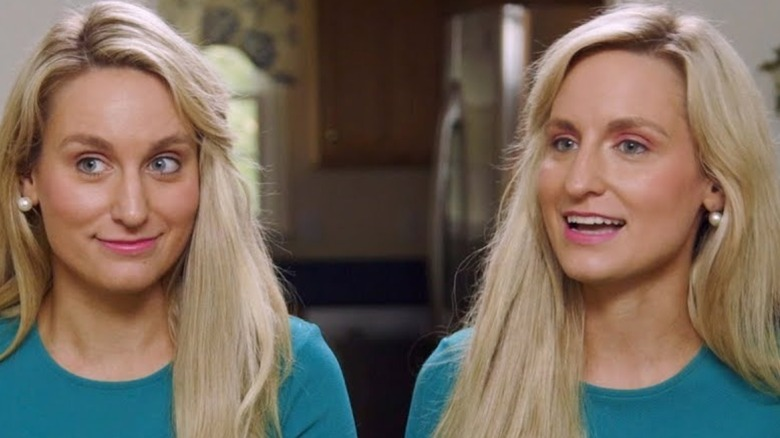 Brittany and Briana Deane on Extreme Sisters