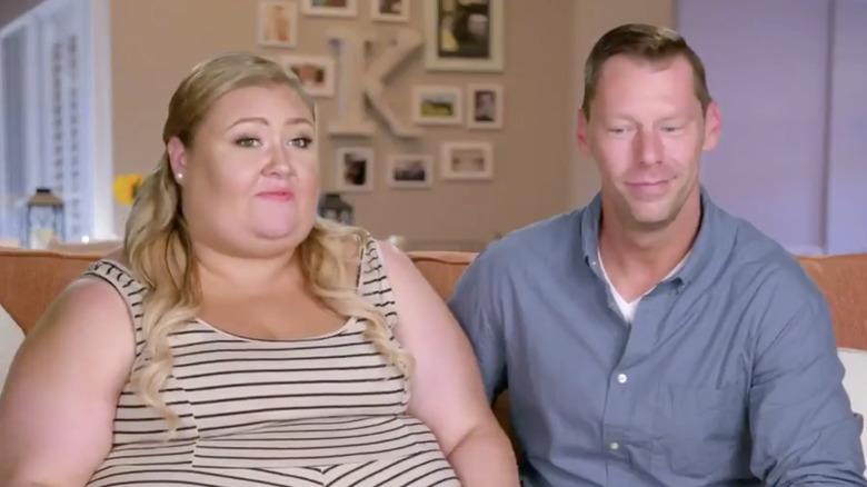 couple on TLC's Hot & Heavy