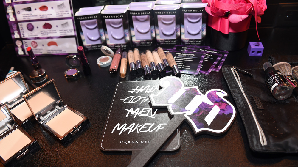Urban Decay makeup and accessories