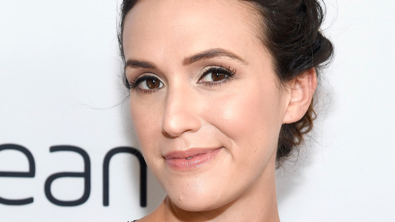 Adriene Mishler in 2016, close-up