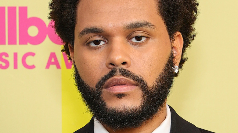 The Weeknd at the BBMAs