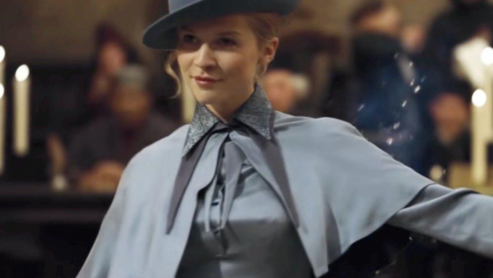 Fleur Delacour in Harry Potter