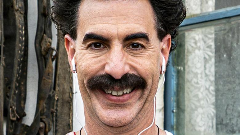 Sacha Baron Cohen as Borat